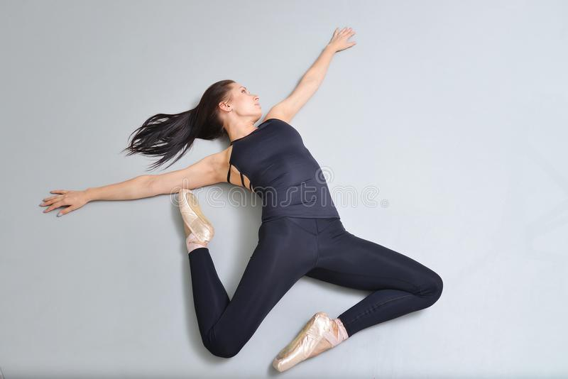 Ballerine jeune femme