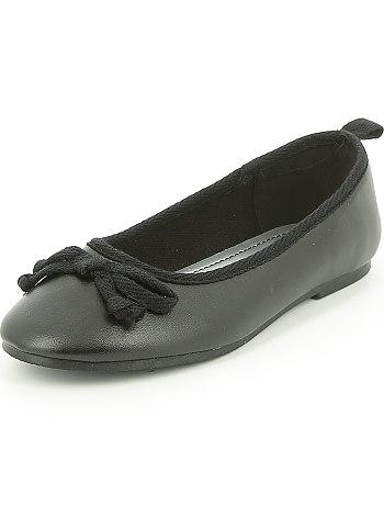 classique chic boutique de sortie hot-vente dernier Ballerine petite fille kiabi - Chaussure - lescahiersdalter