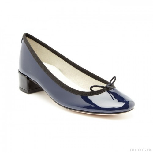 Chaussures repetto bleu marine