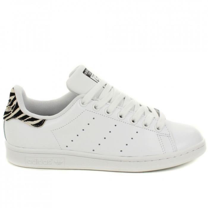 Basket adidas stan smith femme soldes - Chaussure ...