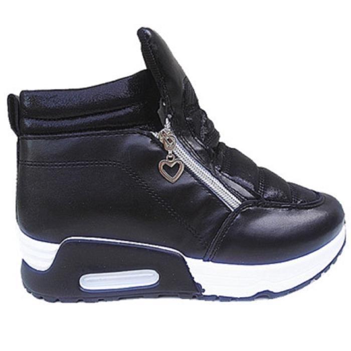 Chaussure compensée adidas femme