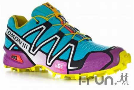 Chaussure running supinateur