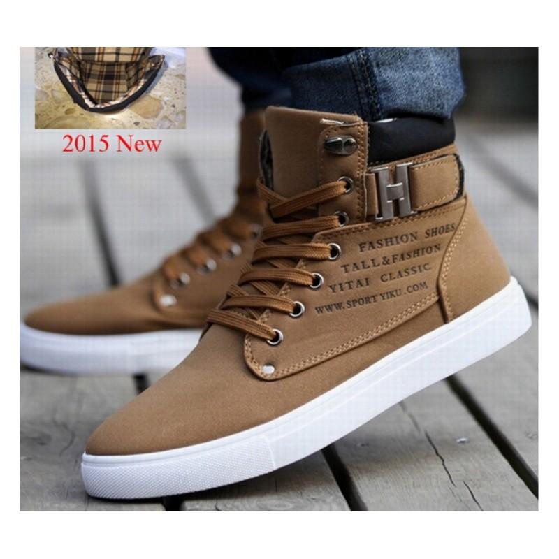 Sneakers homme en toile