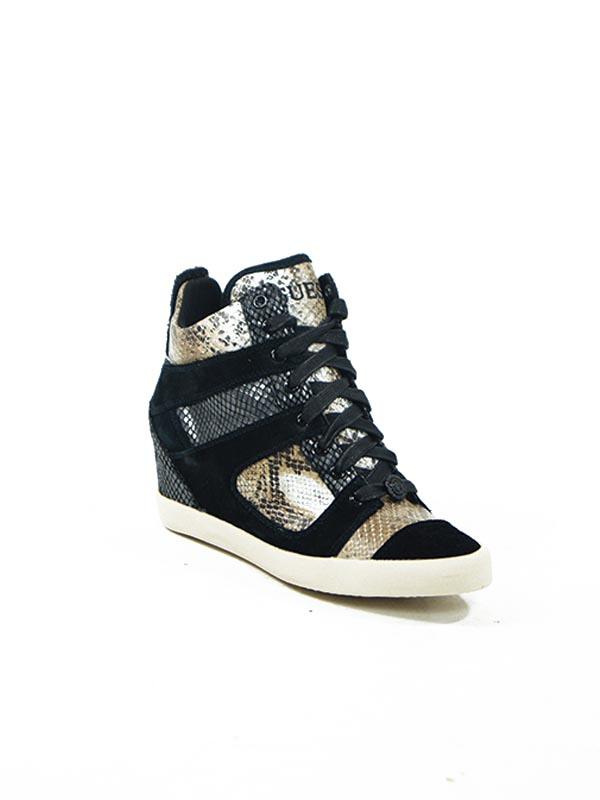 Chaussure compensee guess