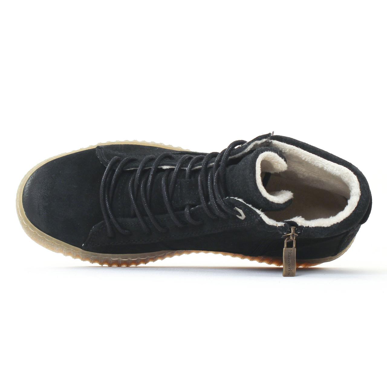 Sneakers fourrées homme