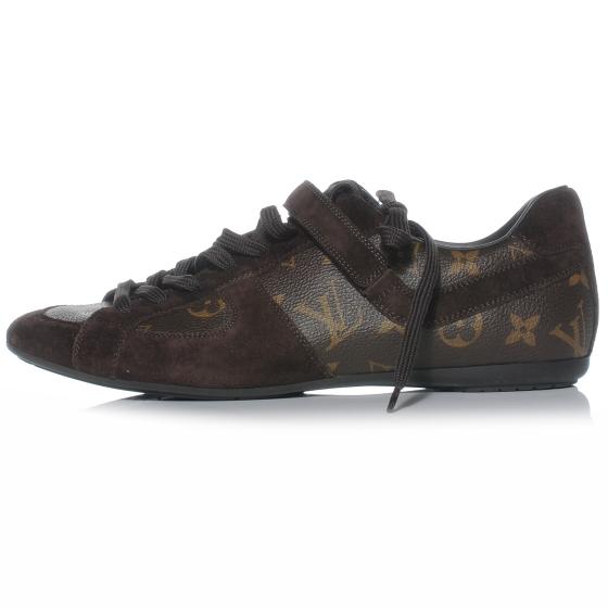 Louis vuitton globetrotter sneakers