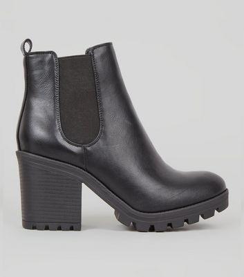 Boots a talon femme