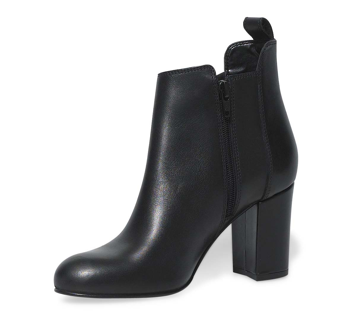 50% de réduction parcourir les dernières collections correspondant en couleur Bottine femme cuir noir - Chaussure - lescahiersdalter