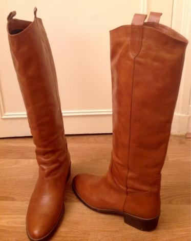 vente chaude en ligne d532d b3b65 Botte femme andre - Chaussure - lescahiersdalter