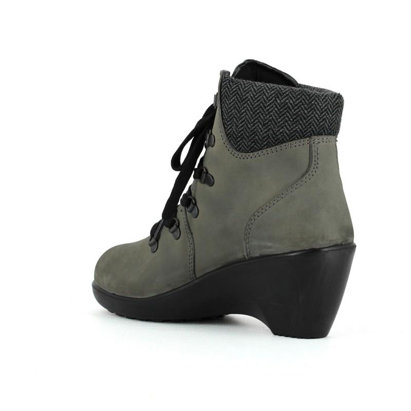 Chaussure de securite compensee femme