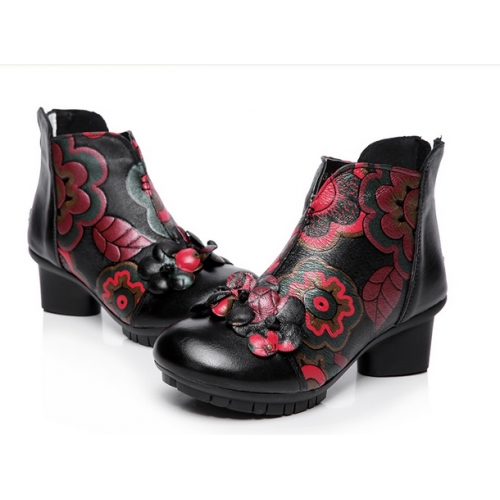 Botte Chaussure Lescahiersdalter Femme Originale 0OPk8wXn