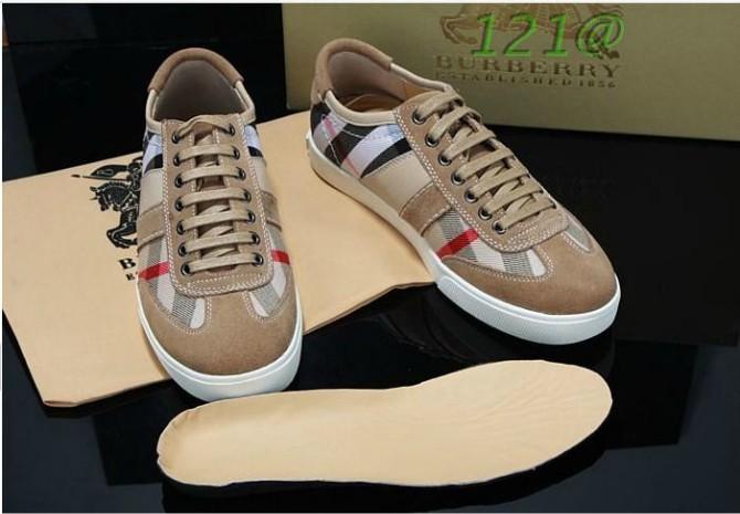 grande remise bas prix images détaillées Sneakers homme burberry - Chaussure - lescahiersdalter