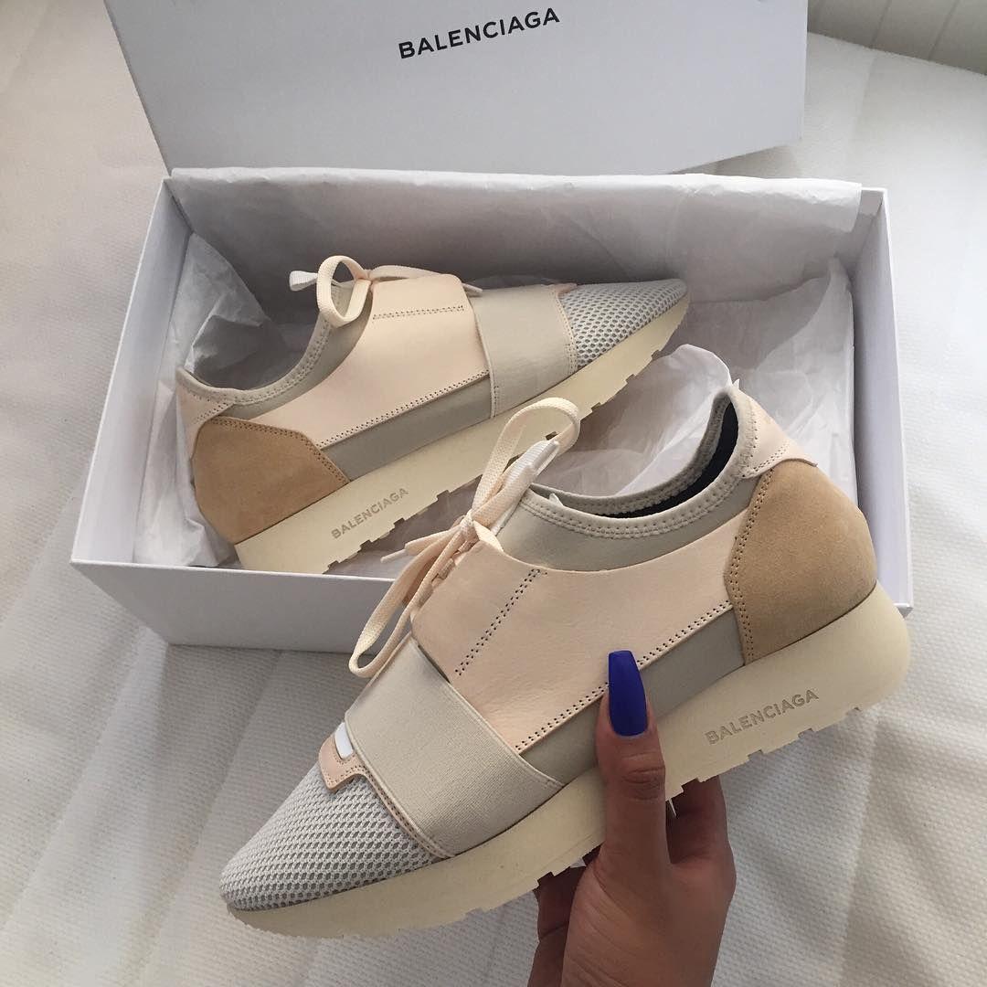 Balenciaga sneakers femme instagram