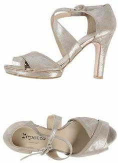 Repetto chaussures de mariée