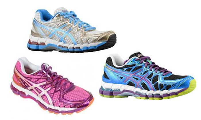 Chaussures running asics gel kayano 19 homme