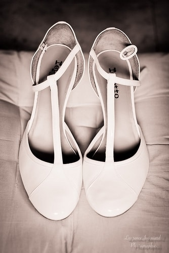 Repetto chaussures de mariage