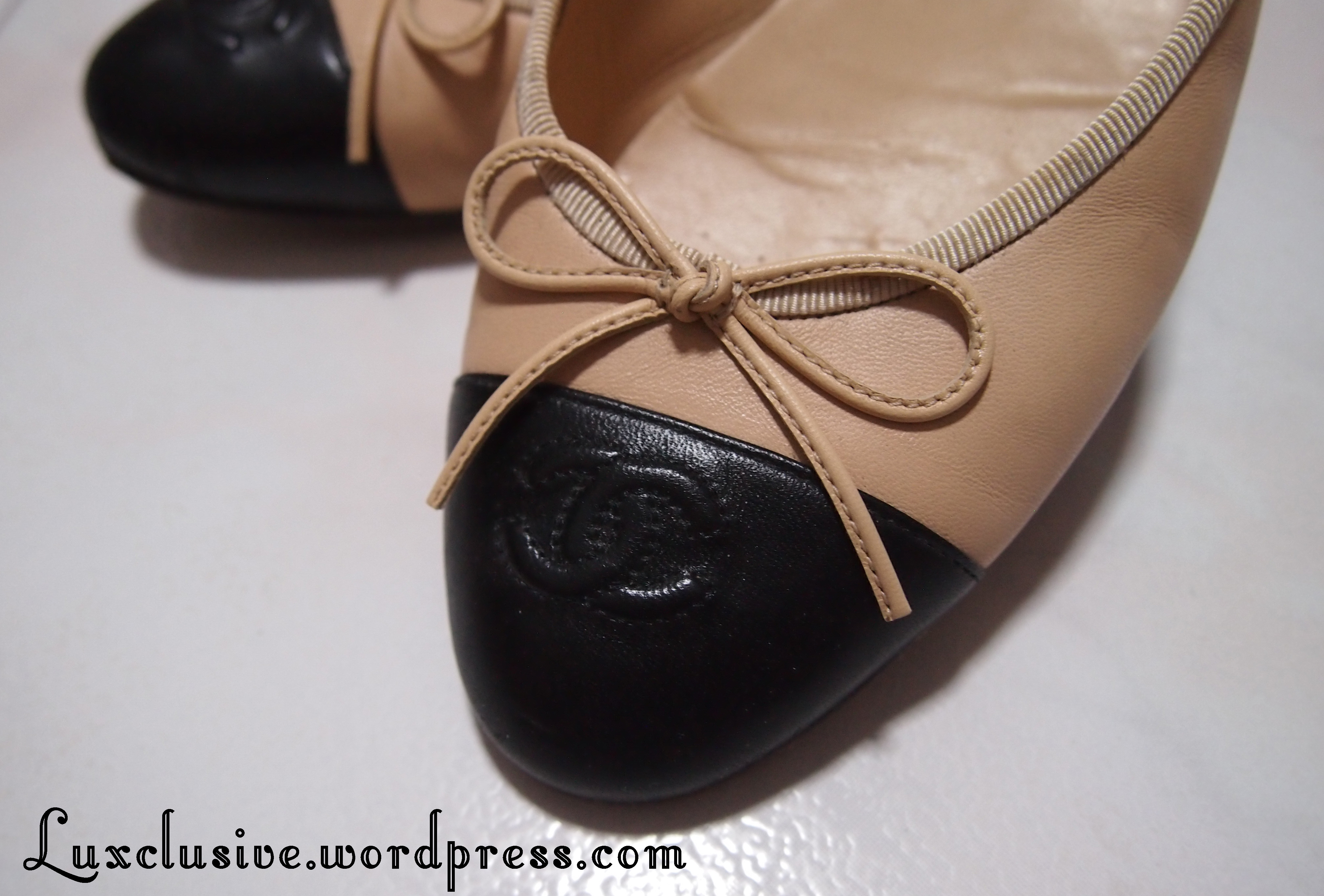 Chanel ballerinas shop online