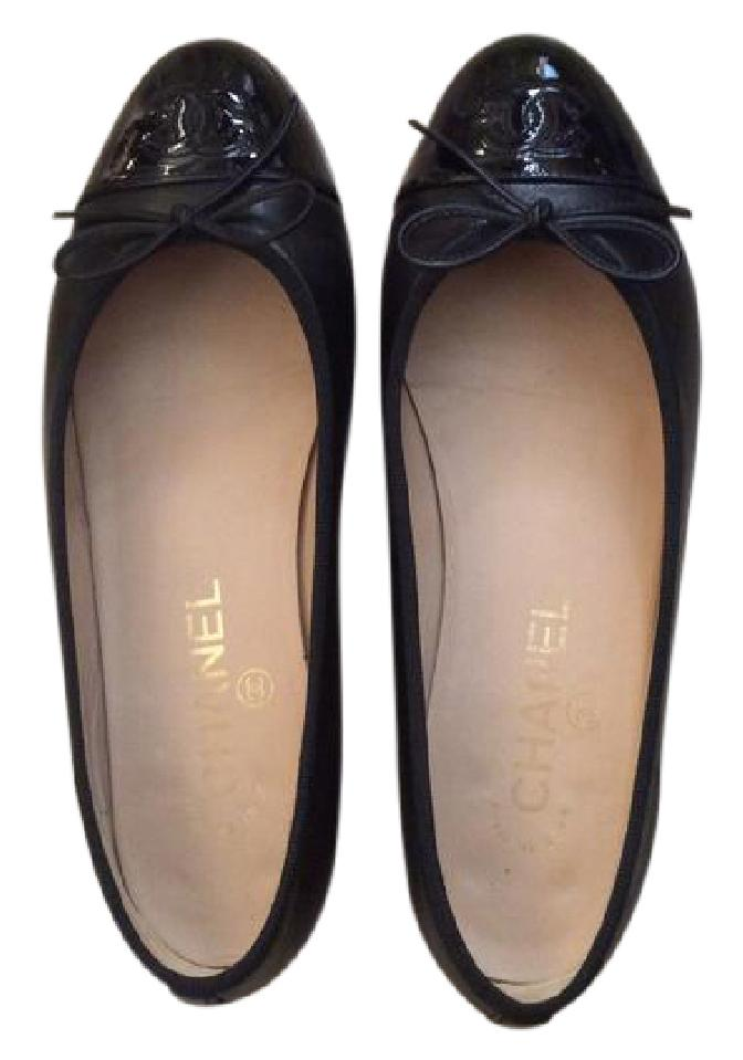 Chanel ballerina shoes