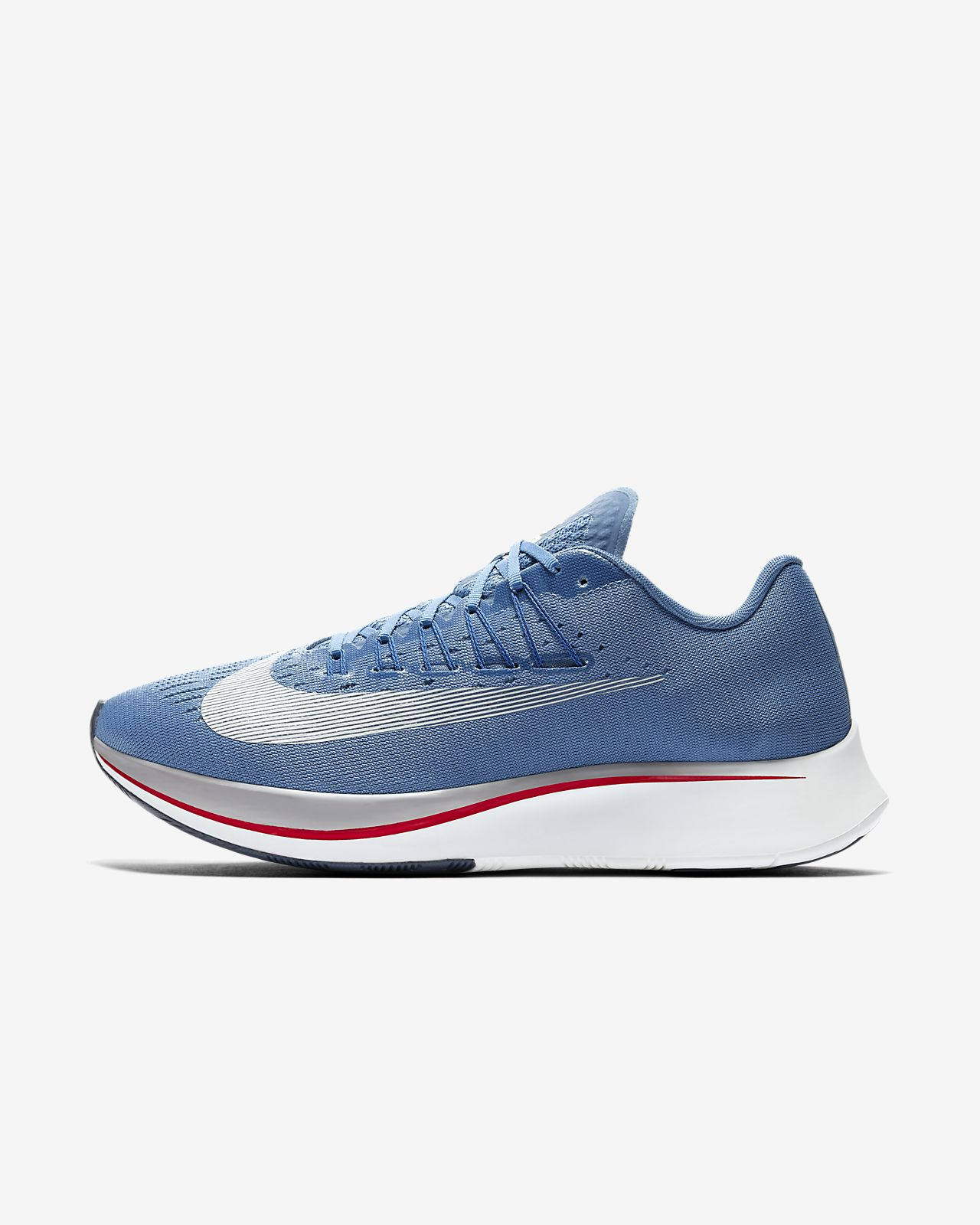 Chaussures running homme zoom fly noir nike