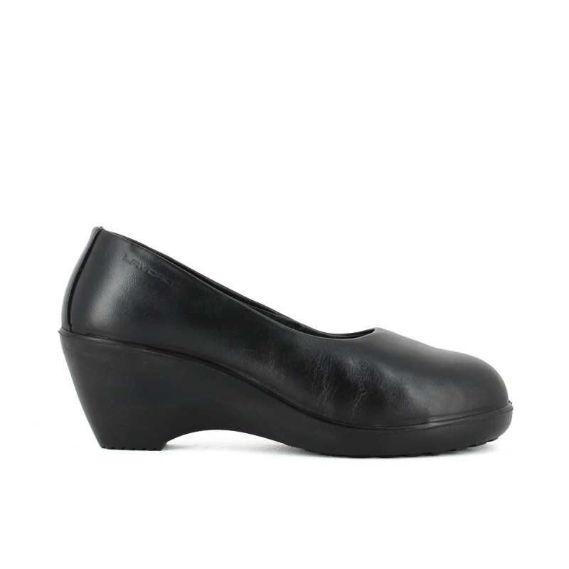 Chaussure de securite femme compensée