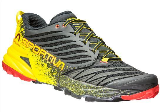 Chaussure de running avec amortisseur