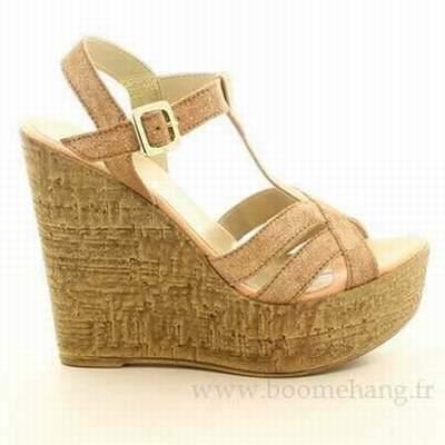 Chaussure compensée aliexpress