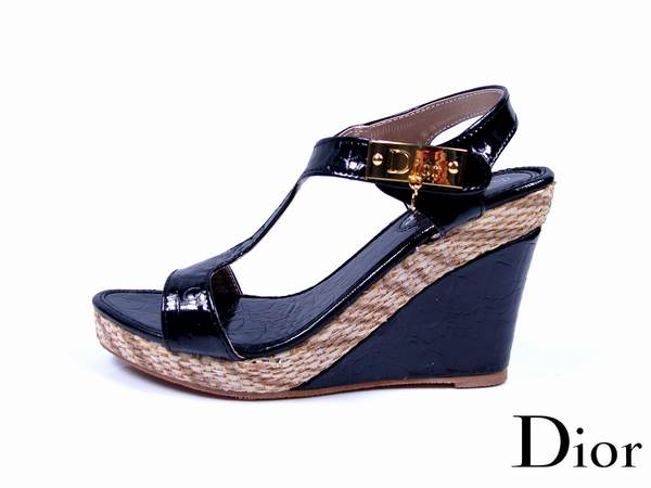 Sandale femme dior