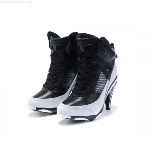 Sneakers femme talon haut