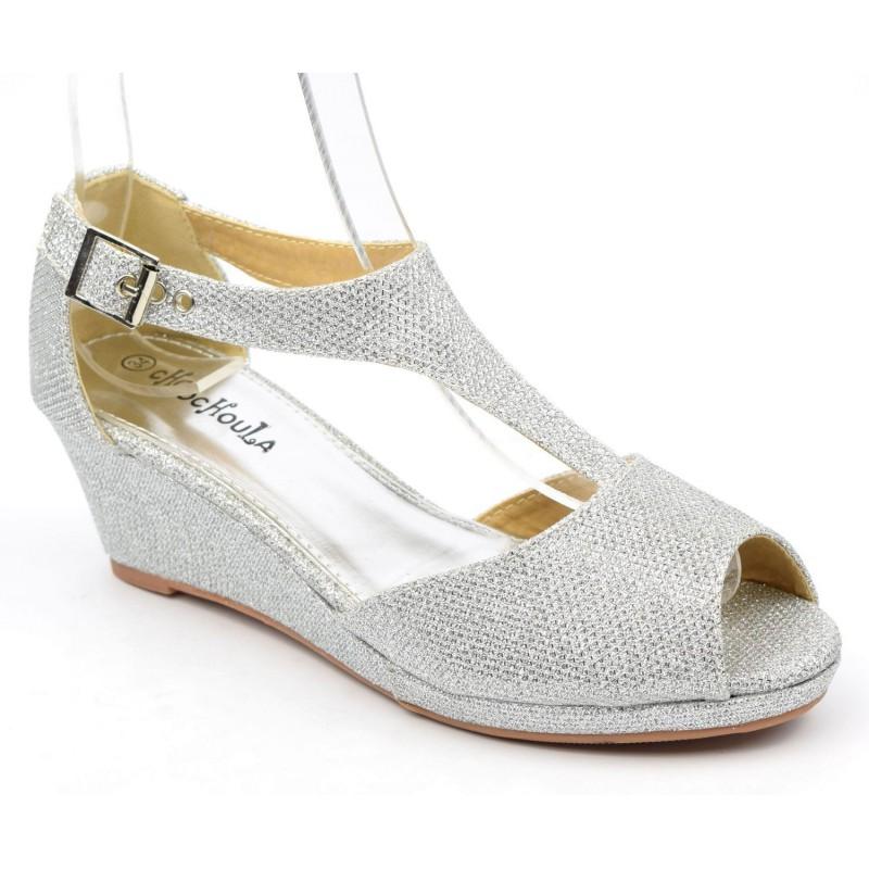 Chaussure compense 5 cm