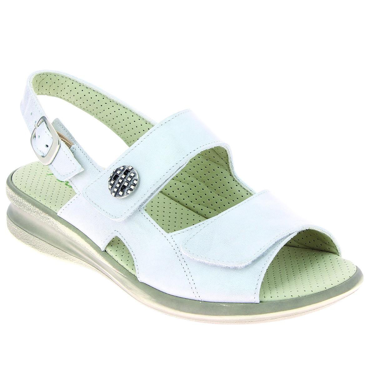 Sandale femme orthopédique