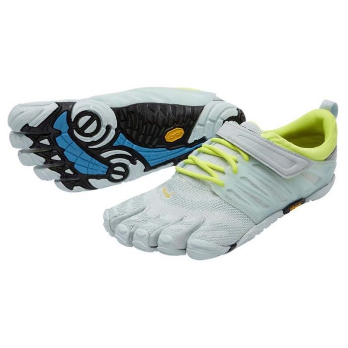 Chaussures de running 00 vibram® bleu et turquoise