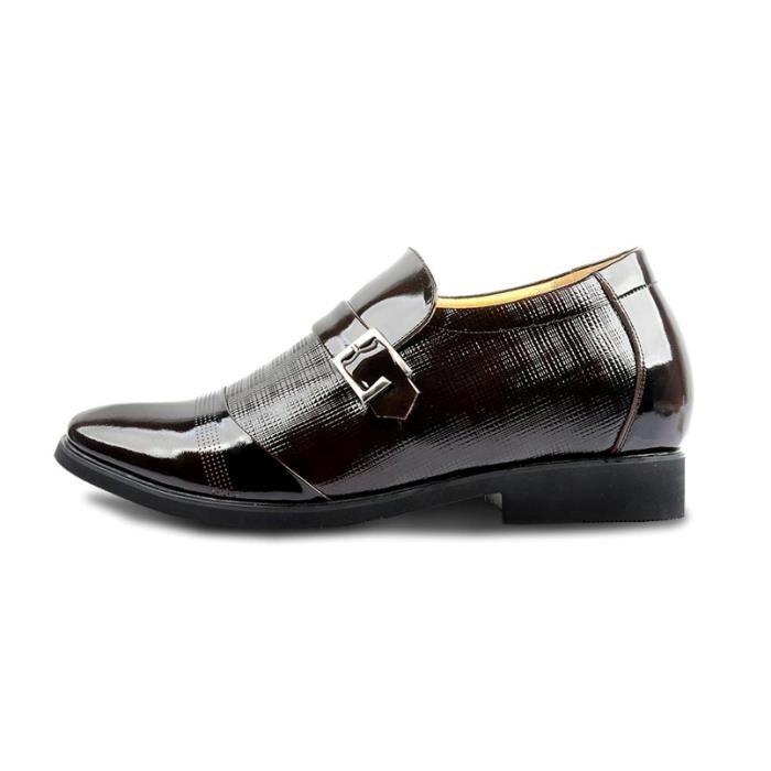 Chaussure semelle compensée pour homme