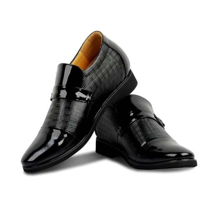 Chaussure compensee homme