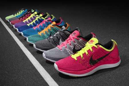 Chaussure running tapis