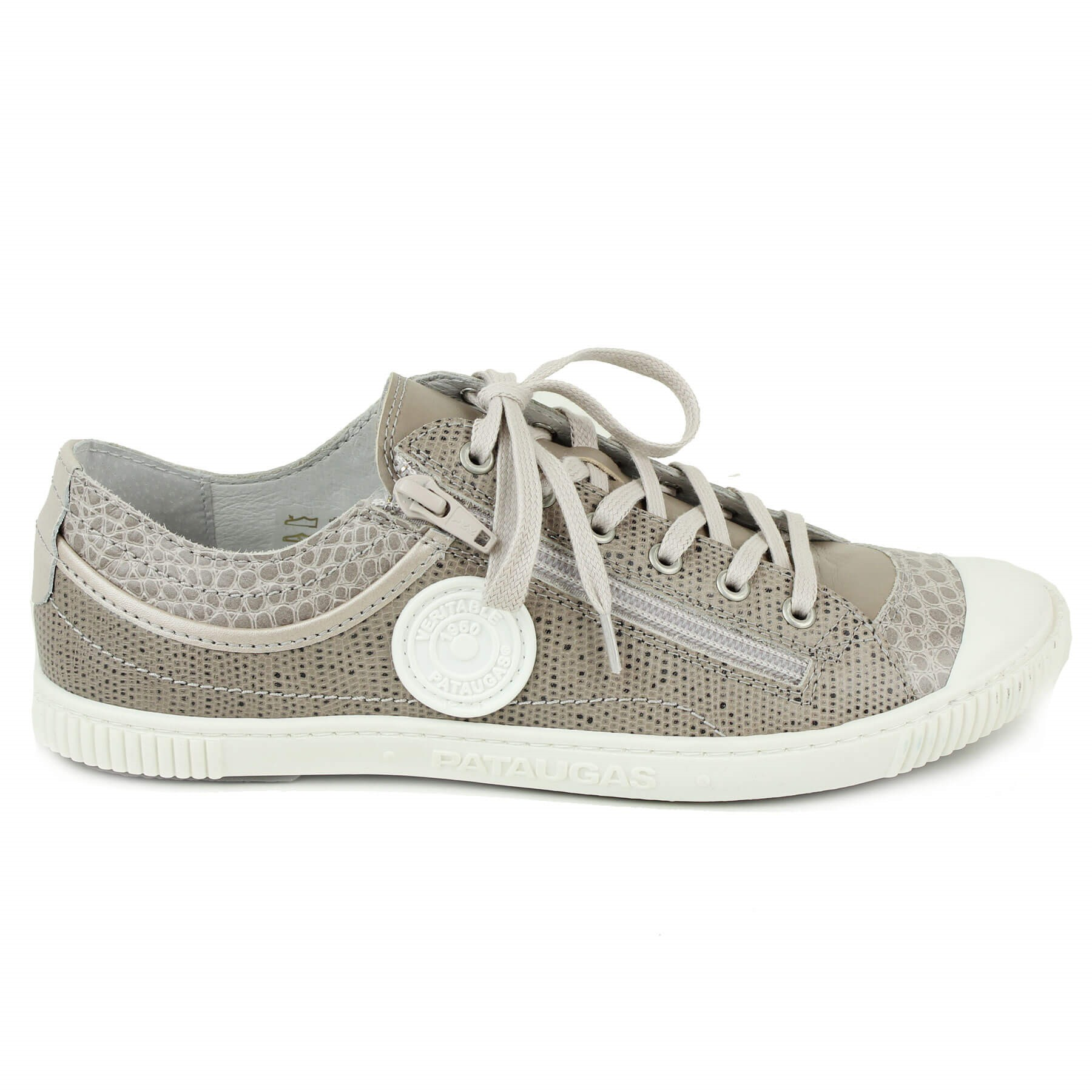 Sneakers femme taupe
