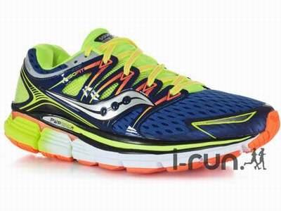 Chaussure running pronatrice