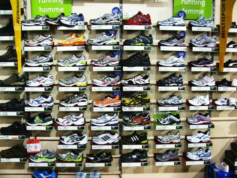 Bien choisir une chaussure de running