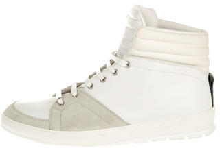 Sneakers high homme
