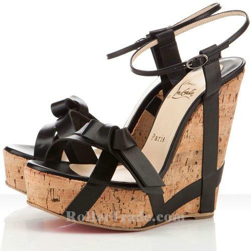 fec00266148b07 Sandale compensée noire pas cher - Chaussure - lescahiersdalter