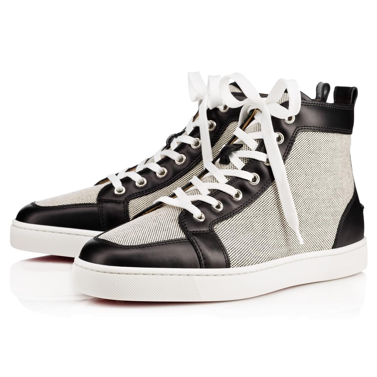 Qualité supérieure 01274 2ebc5 Louboutin sneakers homme occasion - Chaussure - lescahiersdalter