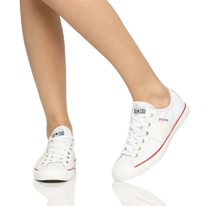 converse femme blanche all star