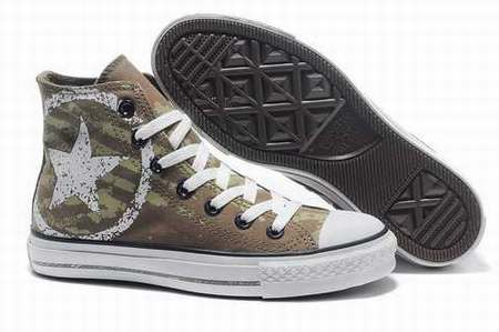 Converses basses blanches femme go sport