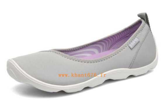 Ballerine crocs blanche