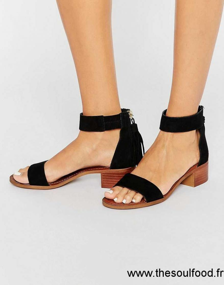 Sandale femme talon solde