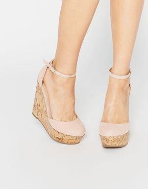 Chaussure compensée asos