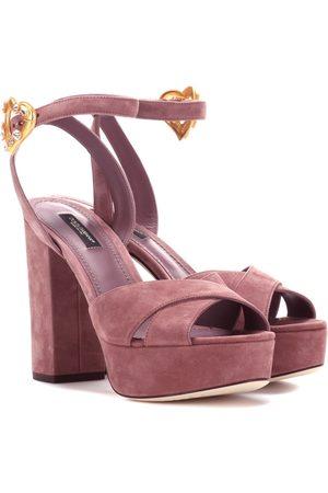 Chaussure compensée dolce gabbana