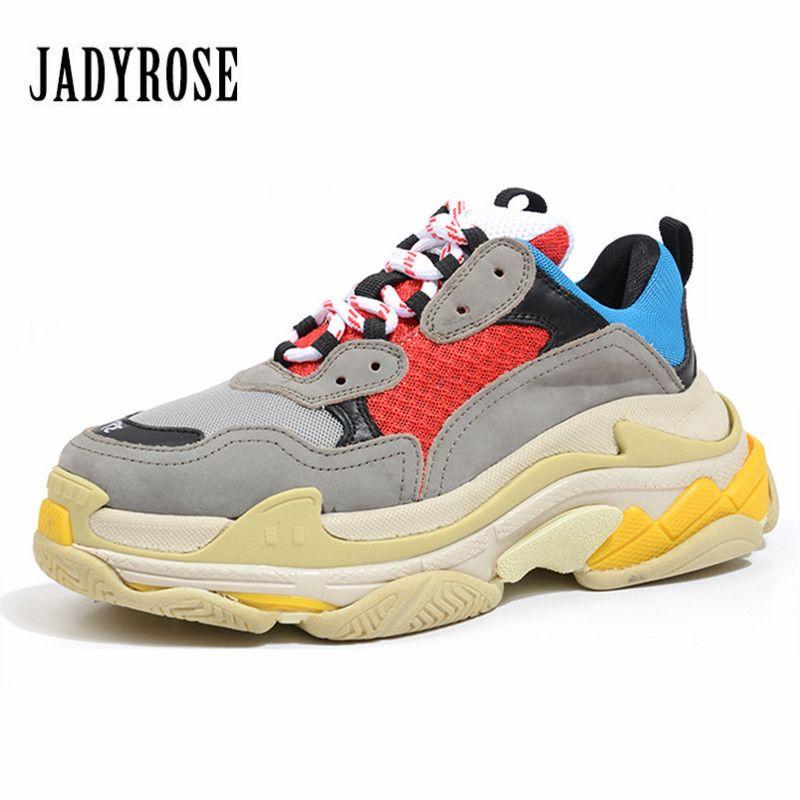 Chaussure running plate