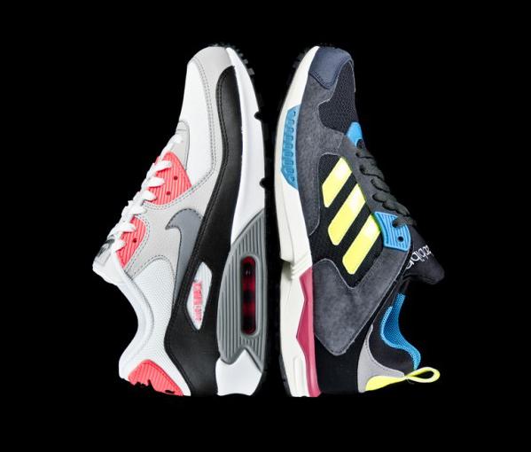 Sneakers Vs Lescahiersdalter Nike Adidas Chaussure qjLc354RSA