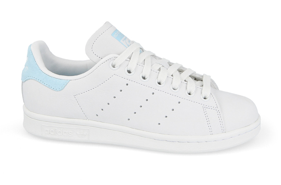 Stan smith femme turquoise