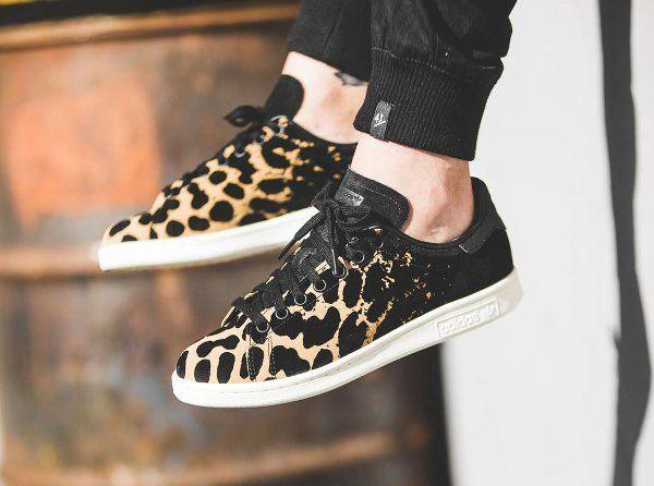 Stan smith femme leopard
